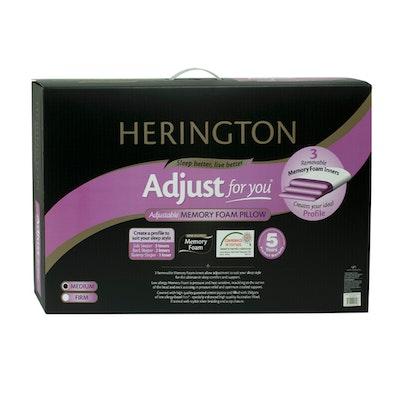 Herington Adjustable Height Memory Foam Pillow Thumbnail