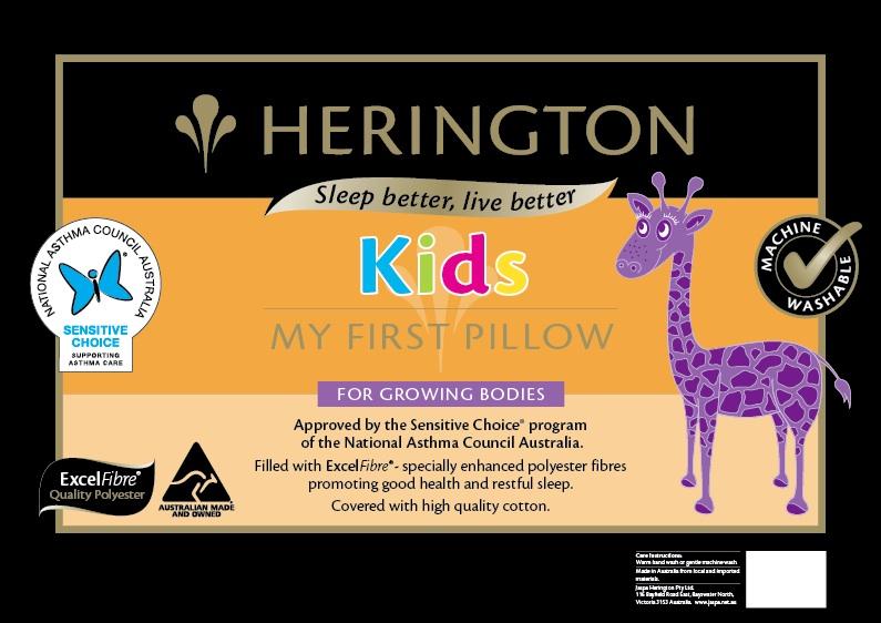 Herington My First Pillow Kids Pillow