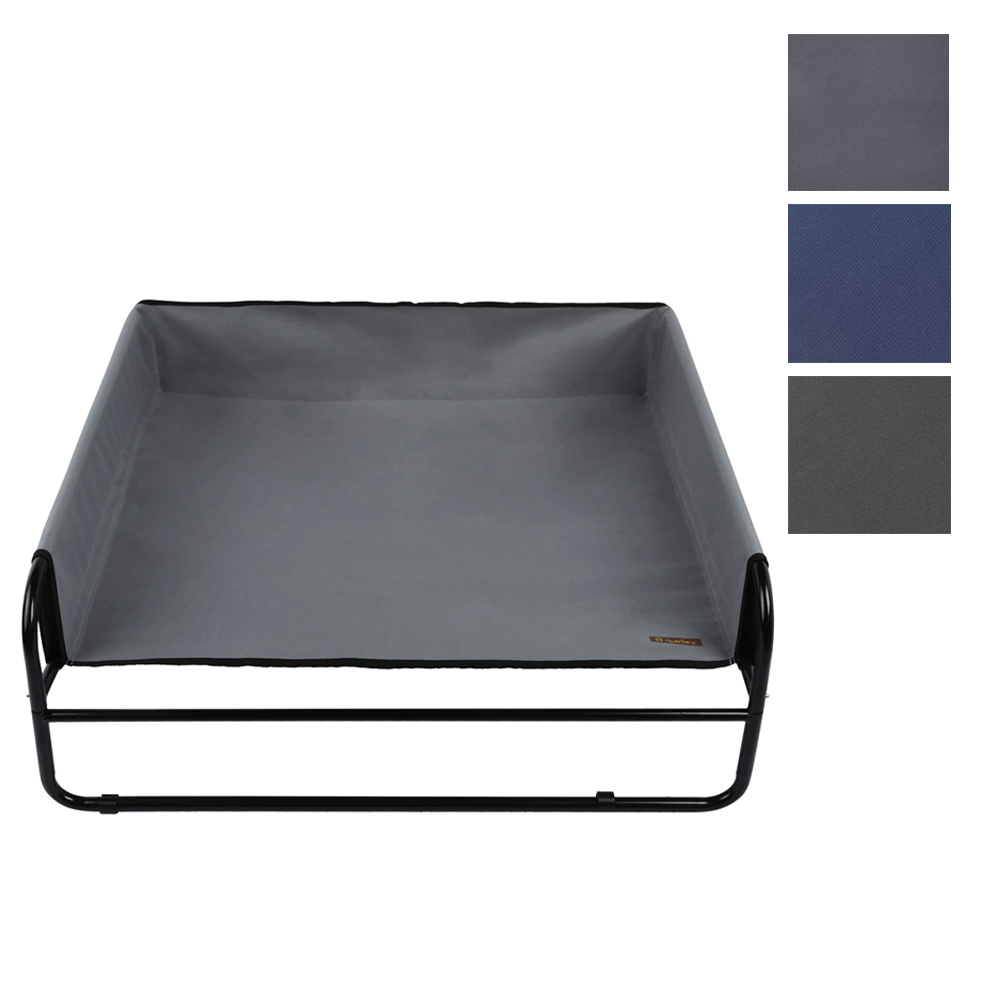 Charlie's Pet High Walled Outdoor Trampoline Pet Bed