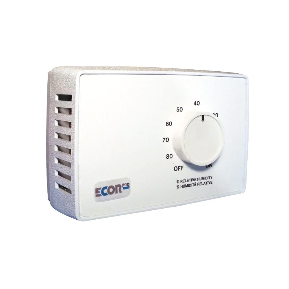 Ionmax EcorPro DryFan Humidistat Control