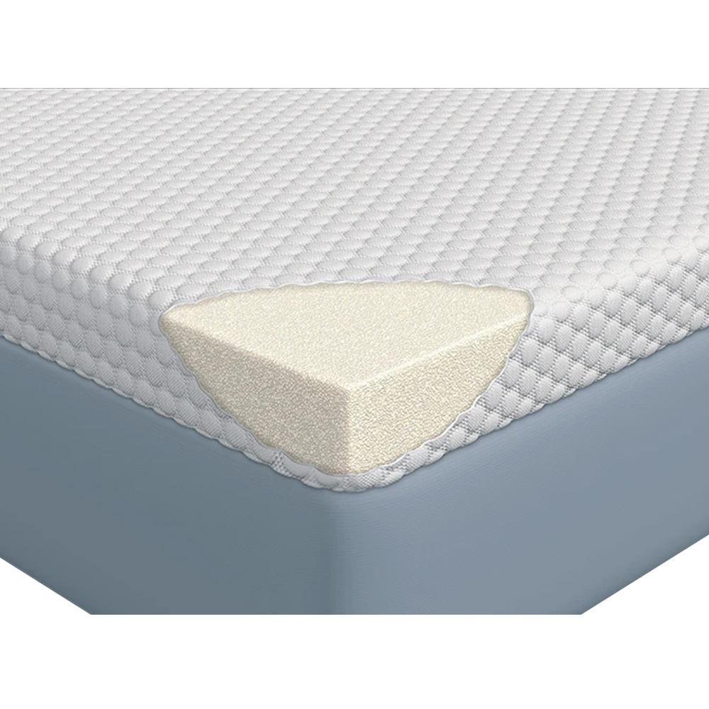 Tontine Comfortech Aircell Memory Foam Mattress Topper