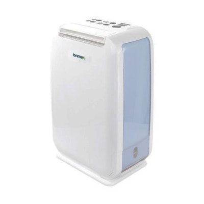 Ionmax ION610 desiccant dehumidifier angle