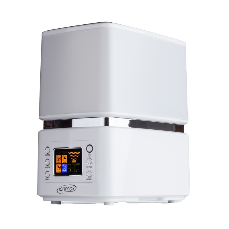 Ionmax ION 90 Ultrasonic Cool and Warm Mist Humidifier