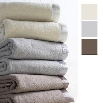 Jason Washable Premium Australian Wool Blankets Swatch New