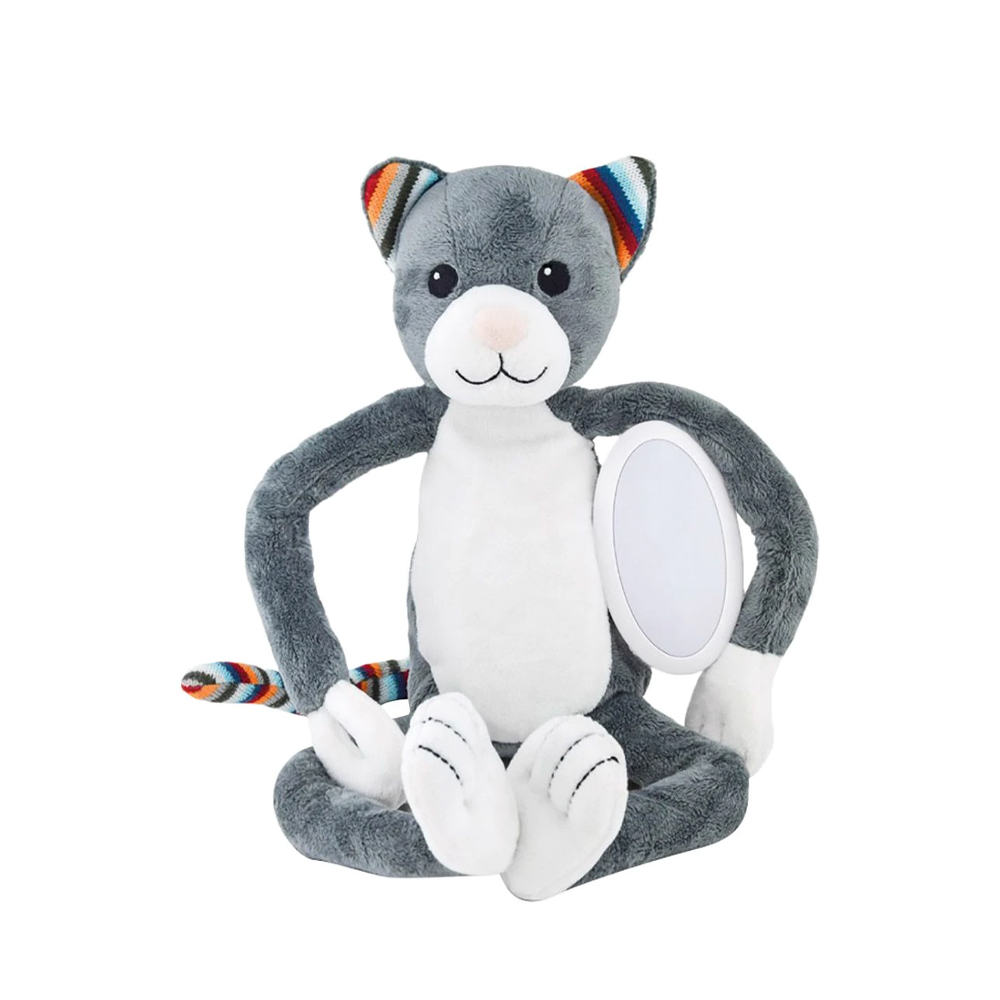 ZAZU Katie Soft Toy Nightlight with Melodies