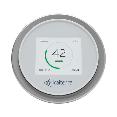 Kaiterra Laser Egg Particle Air Quality Monitor Front View