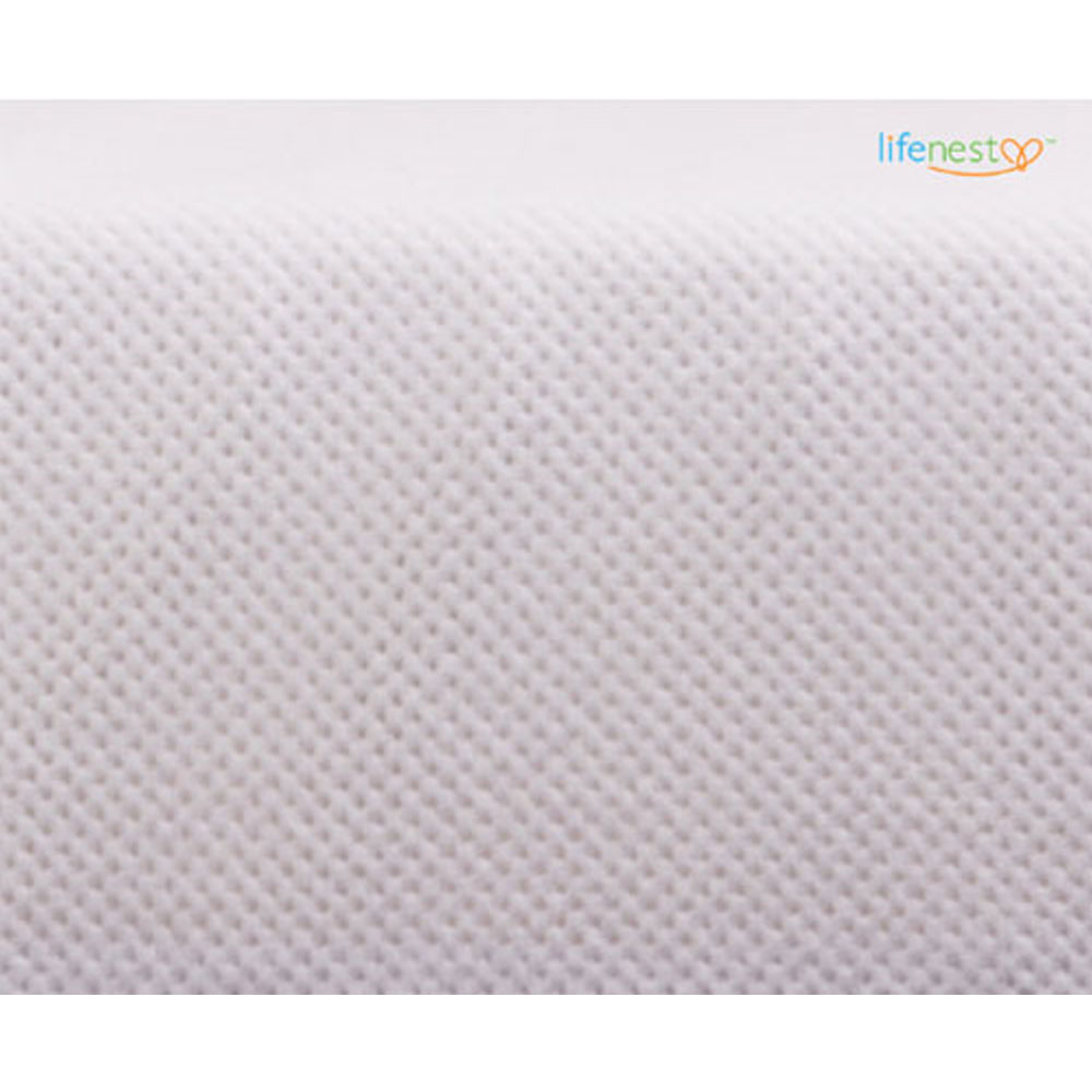 LifeNest Standard Cot Fitted Sheet
