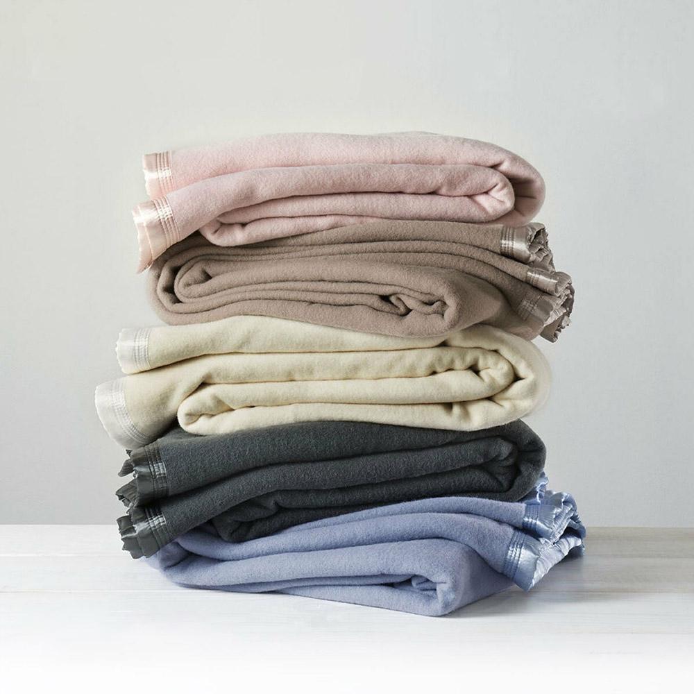 Bianca Luxurious Woolmark Australian Wool Blanket