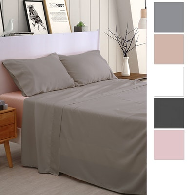 Bambi EcoTouch Tencel Fitted Sheet New Swatch