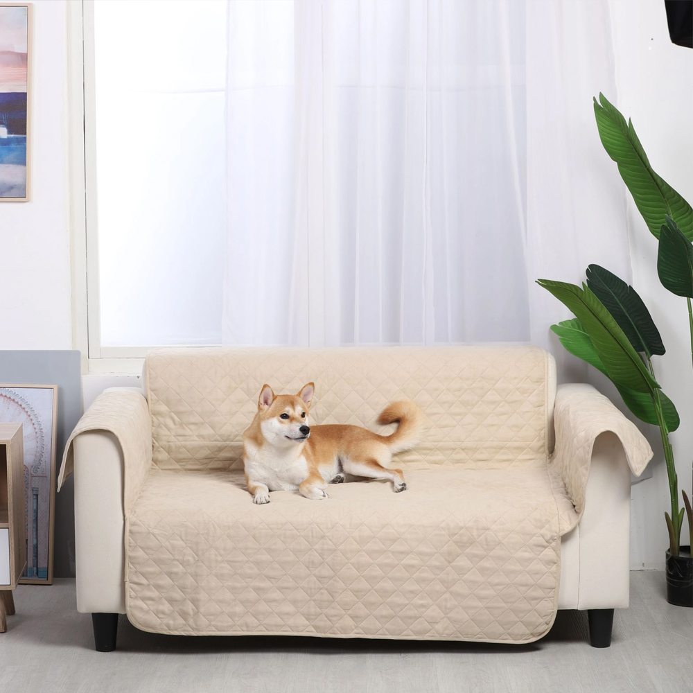 Charlie's Pet Cosy Cover Quilted Sofa Cover