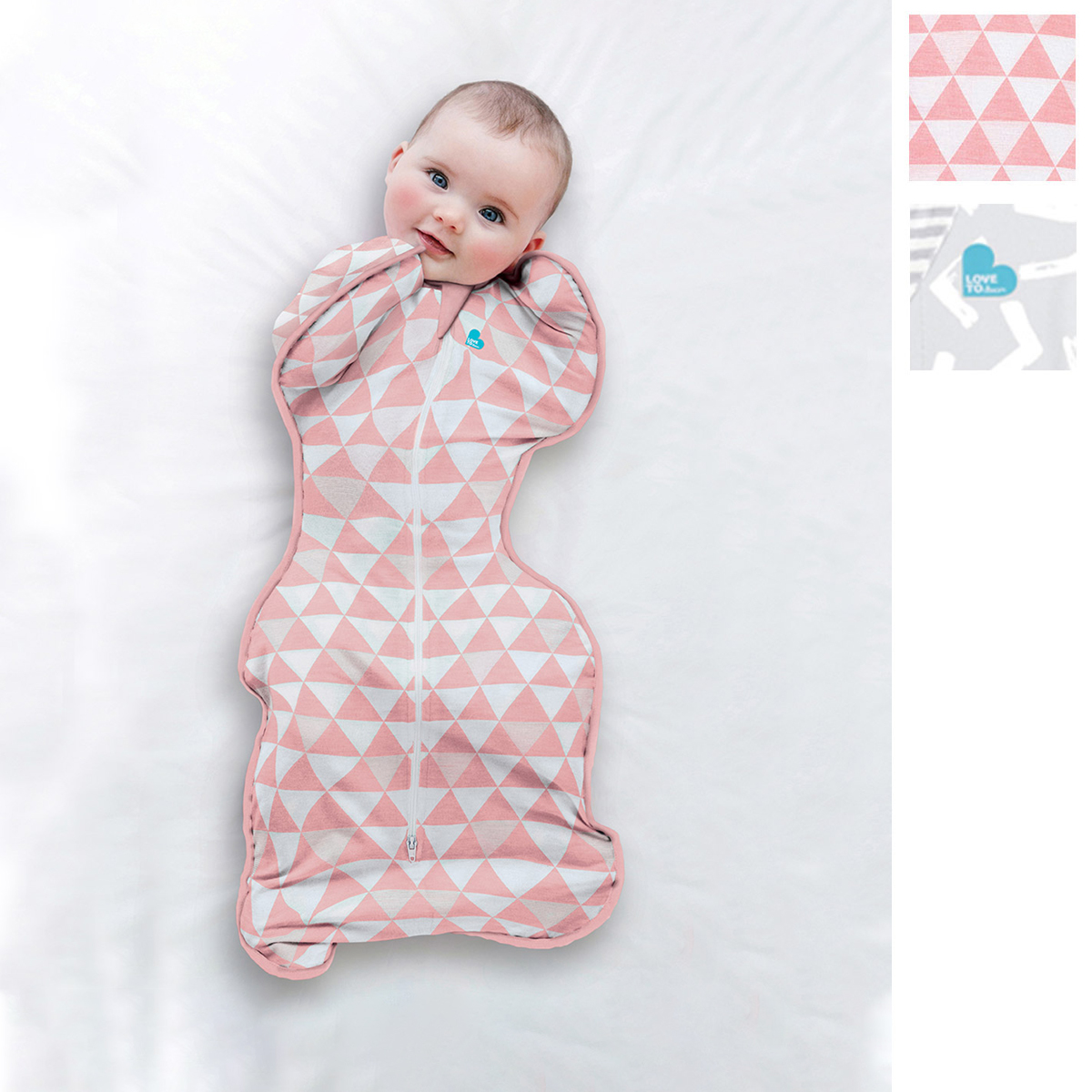 Love to Dream Swaddle Up Bamboo Lite 0.2 Tog