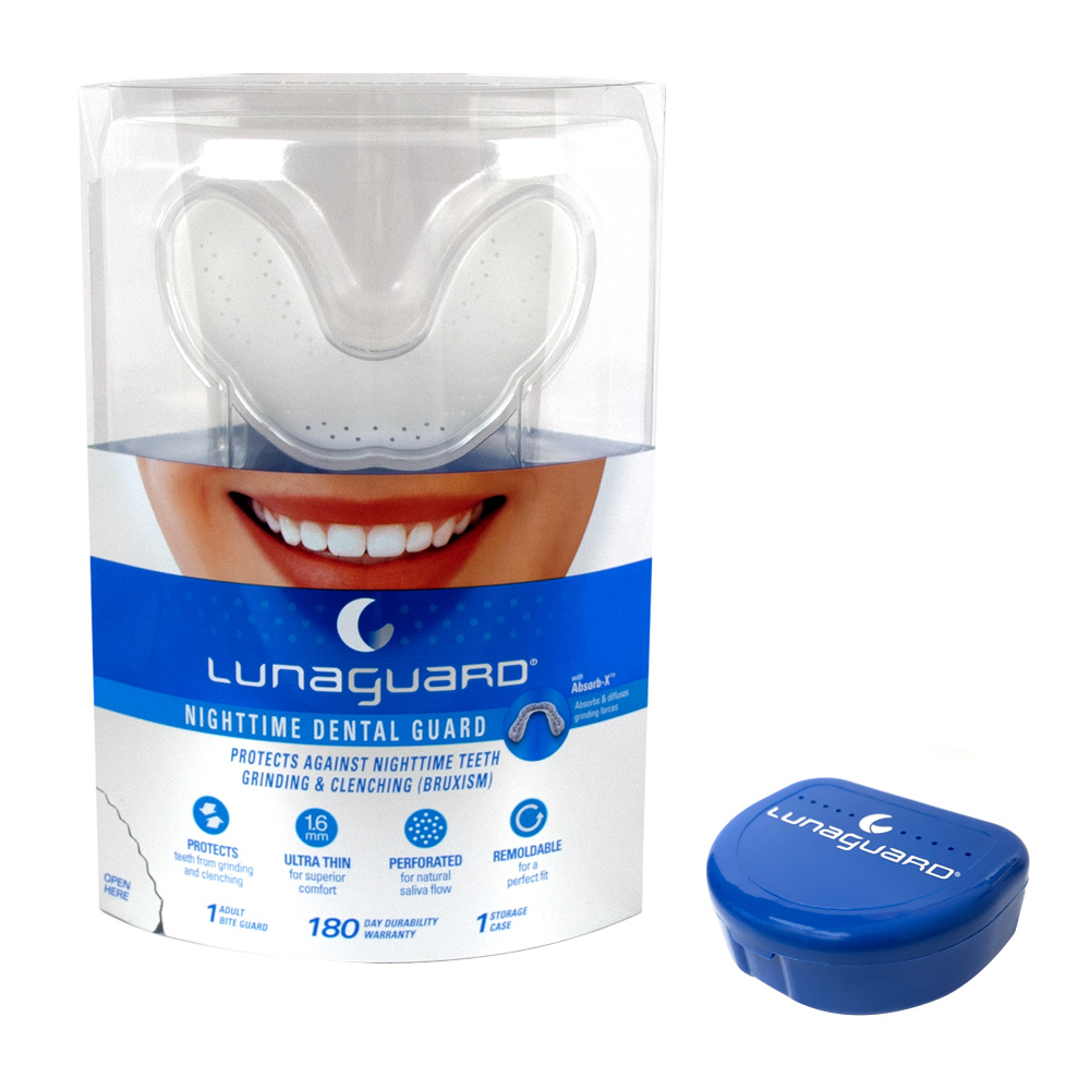 LunaGuard Nighttime Teeth Grinding & Clenching Dental Mouth Guard