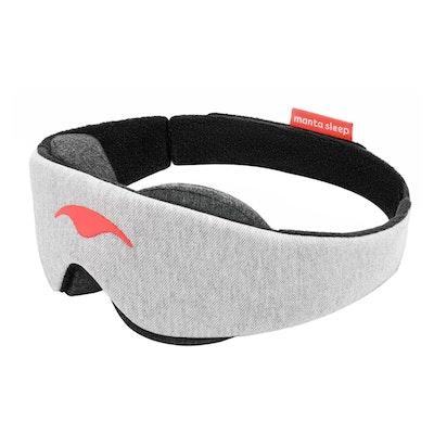 Manta Adjustable Blackout Sleep Mask