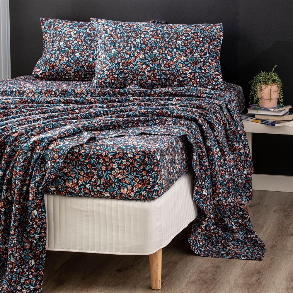 Park Avenue Matilda Egyptian Cotton Flannelette Sheet Set