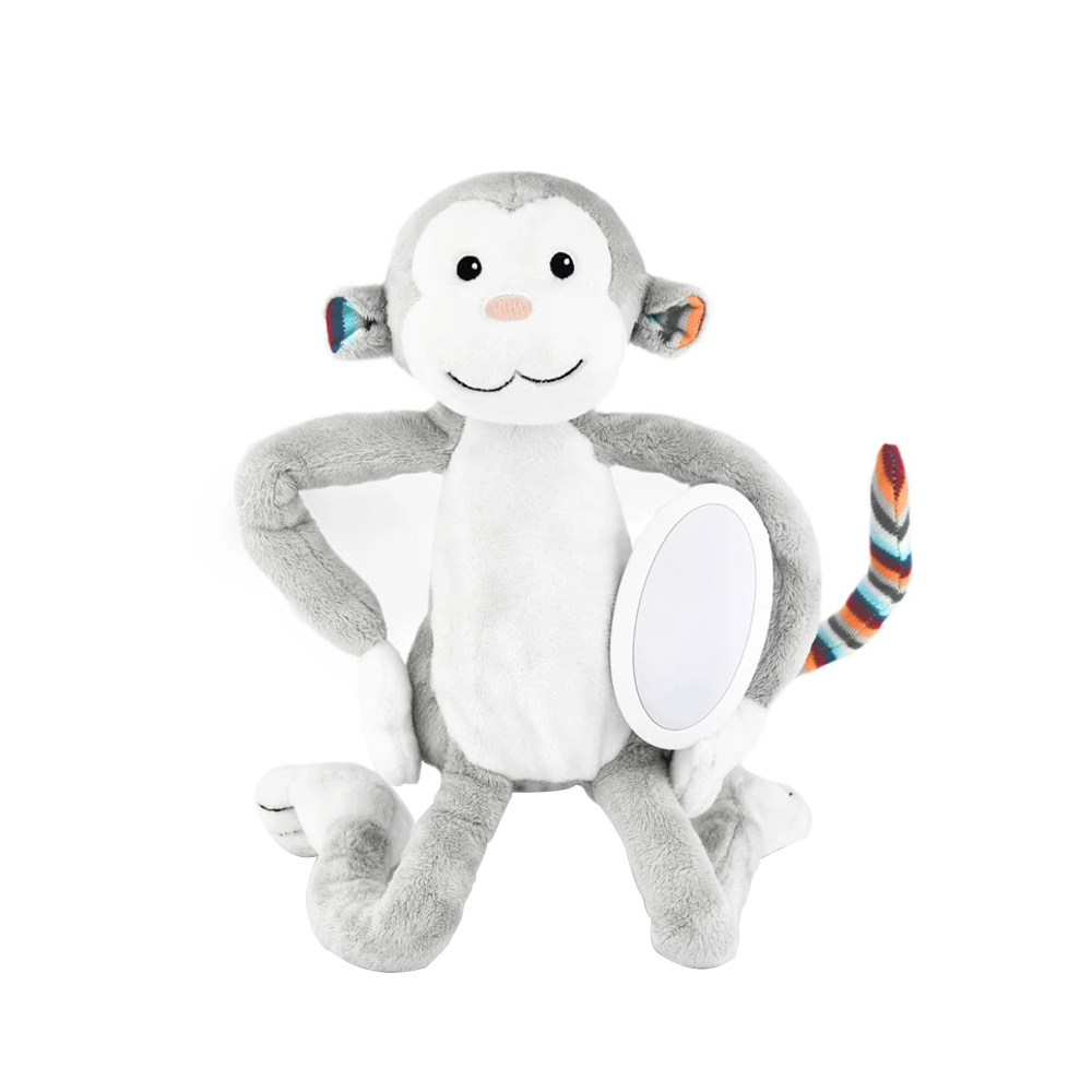 ZAZU Max Soft Toy Nightlight with Melodies