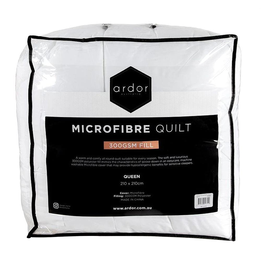 Ardor Home Microfibre Quilt 300 GSM