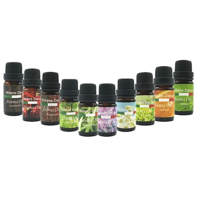 10 Pack of Essential Oils for Diffusers