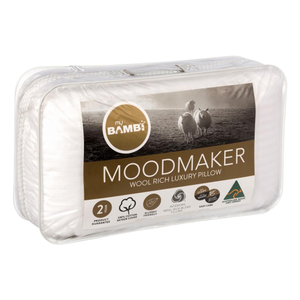 Bambi Moodmaker Wool Rich Pillow