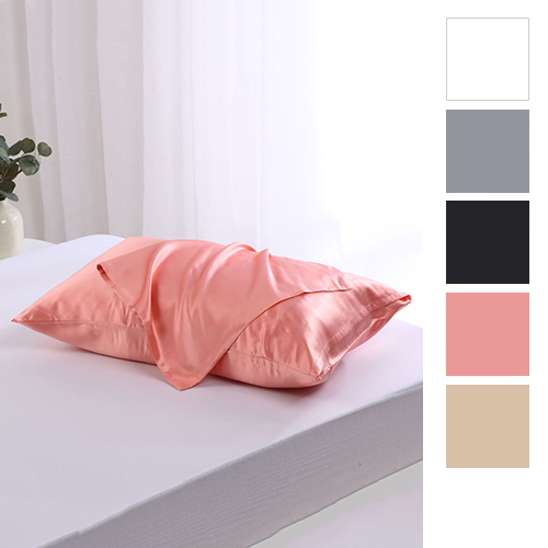 Natural Home 25 Momme Premium Mulberry Silk Pillowcase