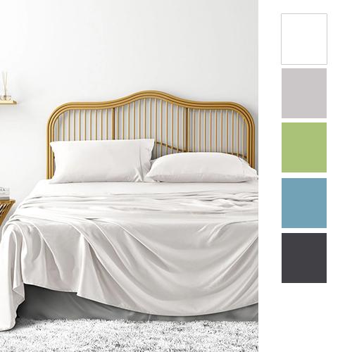 Natural Home Organic Cotton Sheet Set