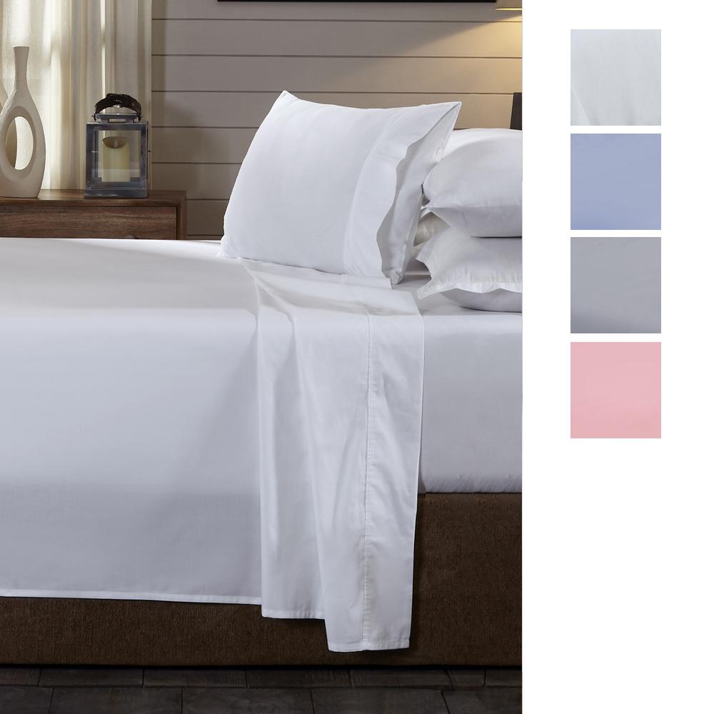 100% Organic 4 Piece Cotton Sheet Set
