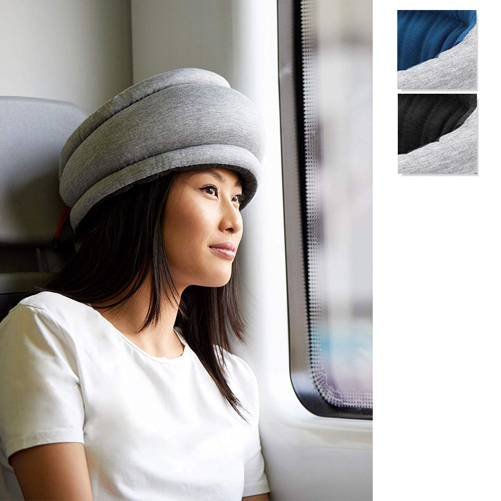 OstrichPillow Light Reversible Travel Pillow