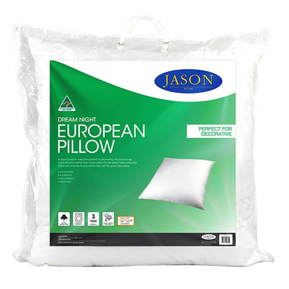 Jason Dream Night European Pillow