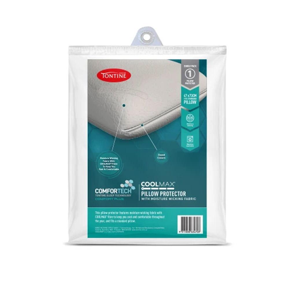 Tontine Comfortech Coolmax Pillow Protector