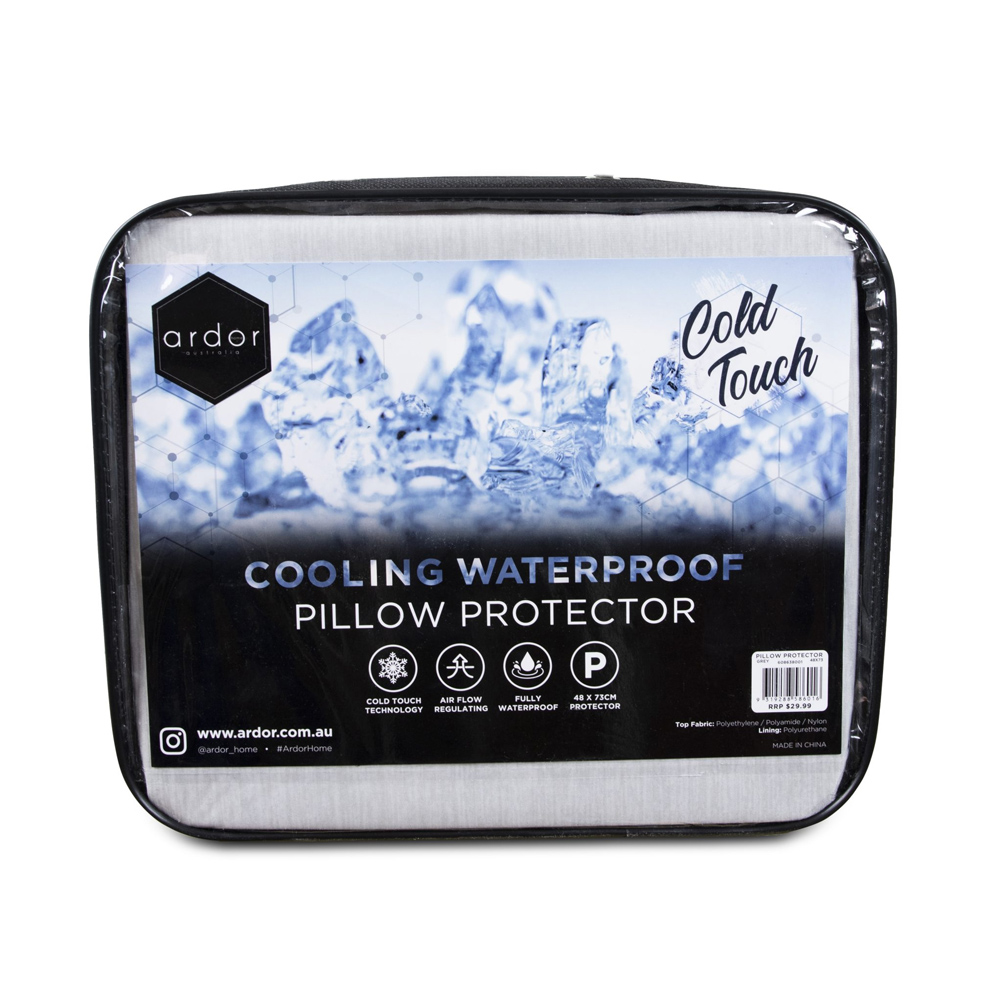 Ardor Home Cooling Waterproof Pillow Protector