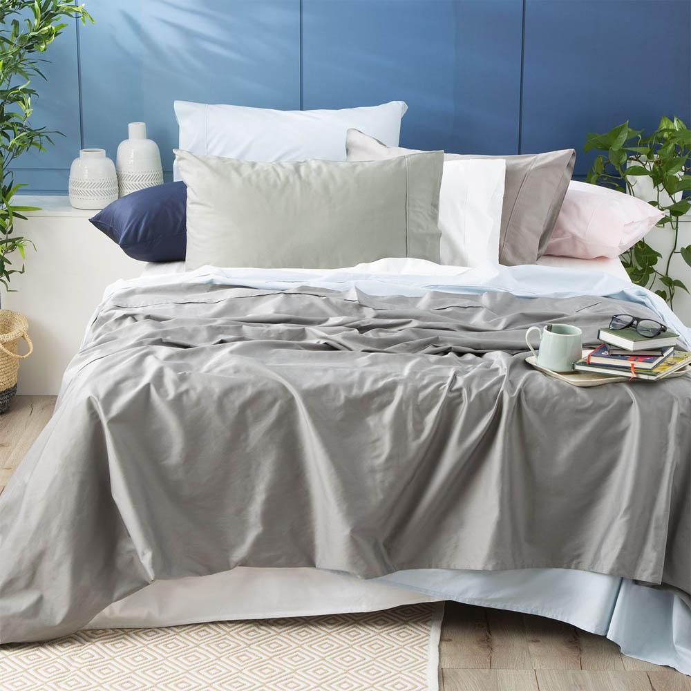Park Avenue 500 Thread Count Natural Bamboo Cotton Sheet Set