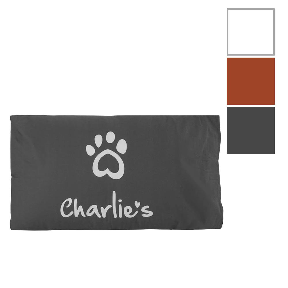 Charlie's Pet Big Charlie Print Pillowcase