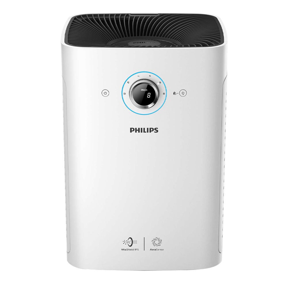 Philips White PowerCube Series 6000 Air Purifier
