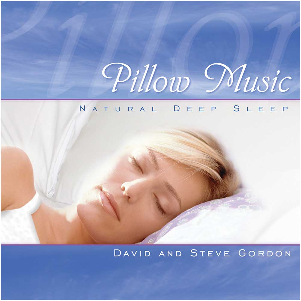 Pillow Music Natural Deep Sleep CD