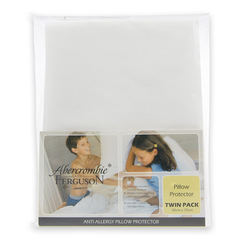 Abercrombie & Ferguson Waterproof Pillow Protector