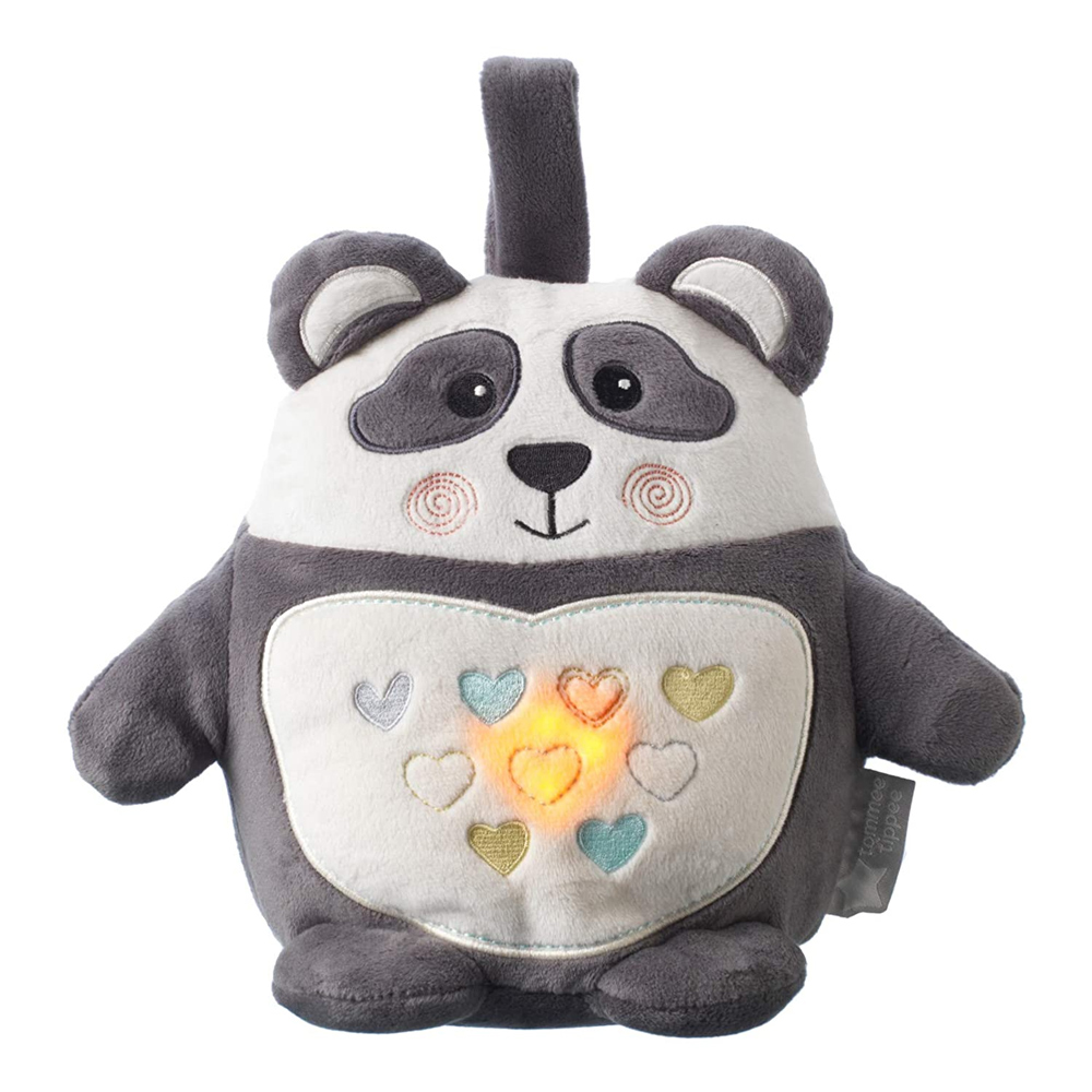 The Gro Company Pip the Panda Sound Machine and Night Light