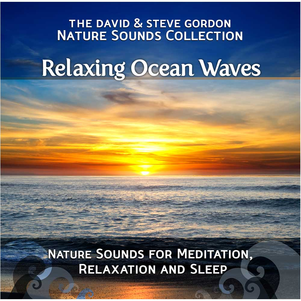 Relaxing Ocean Waves: Nature Sounds for Sleep CD