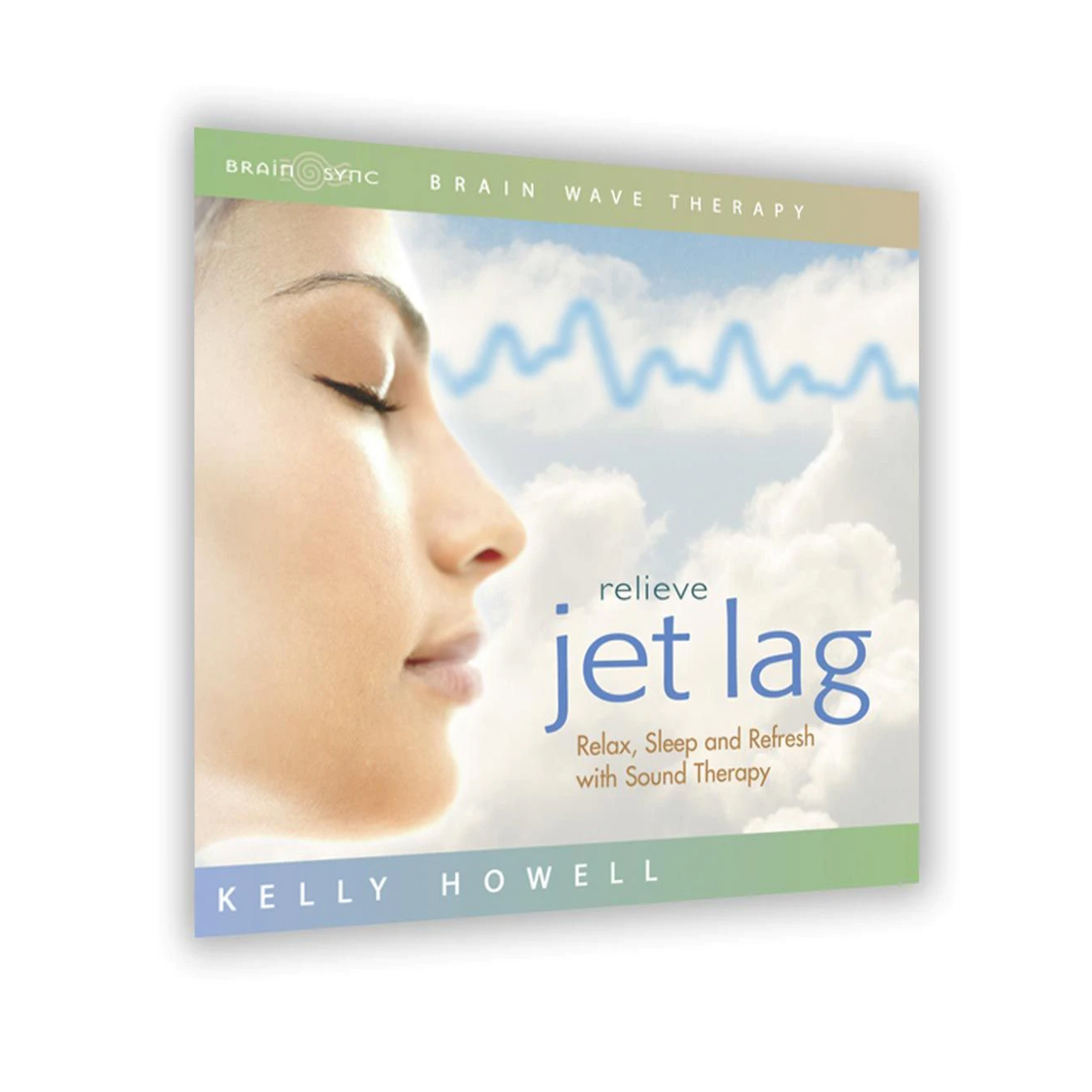 Relieve Jet Lag Relaxation CD