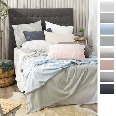 Renee Taylor 300 Thread Count 100% Organic Cotton Sheet Set Category Image