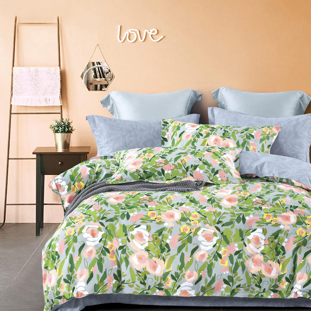 Ardor Home Ruby Quilt Cover Set