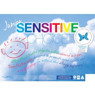 Sensitive Choice Kids Pillow