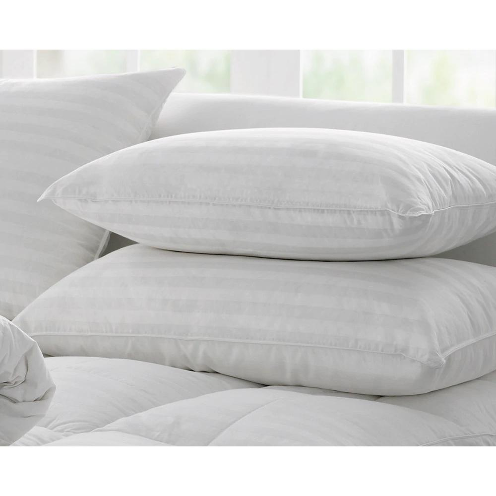 Sheridan Deluxe 50% White Goose Feather and Down Pillow