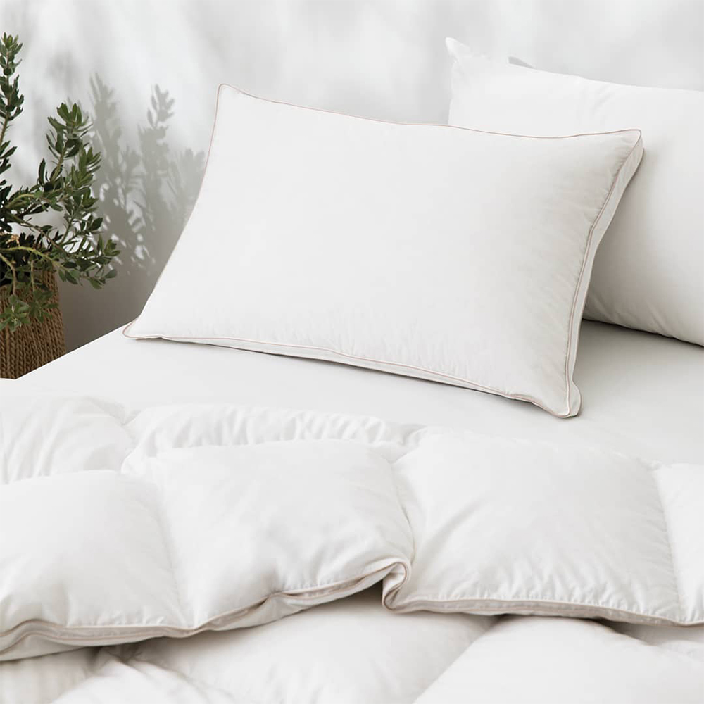 Sheridan Pure Indulgence 85% White Goose Down Pillow