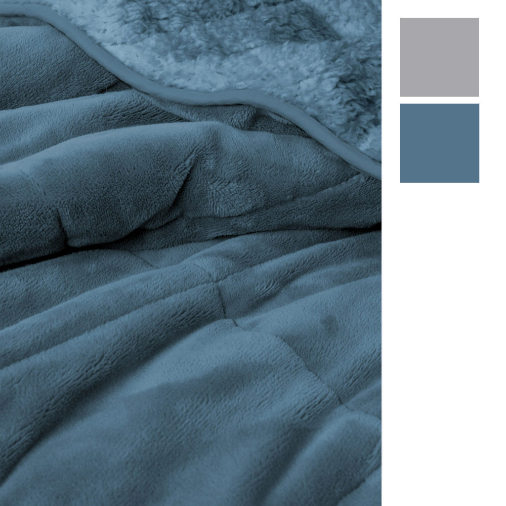 Ardor Home Sherpa Weighted Blanket