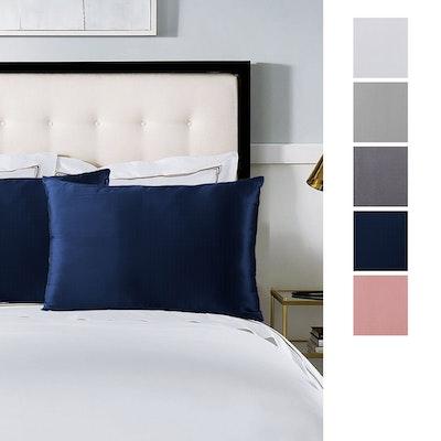 100% Luxurious Dual Sided Pure Silk Pillowcase Thumbnail