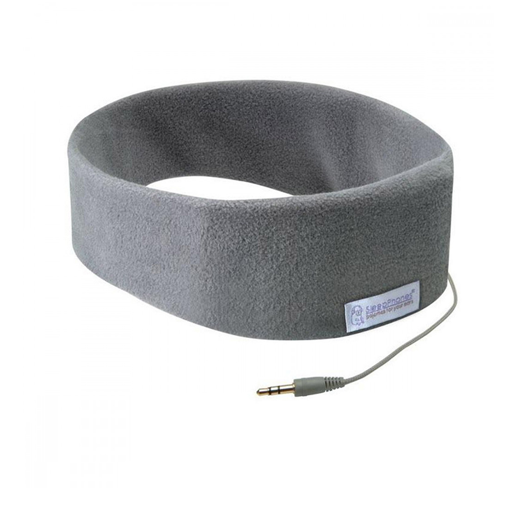 Genuine SleepPhones Classic Corded Headband Sleep Headphones