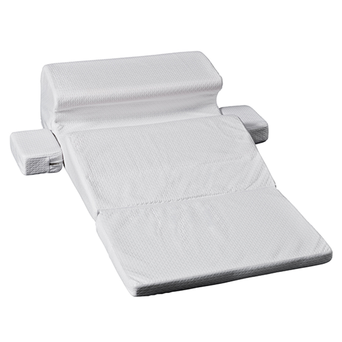 SnoreBeGone Anti Snoring Pillow Sleep Positioning System