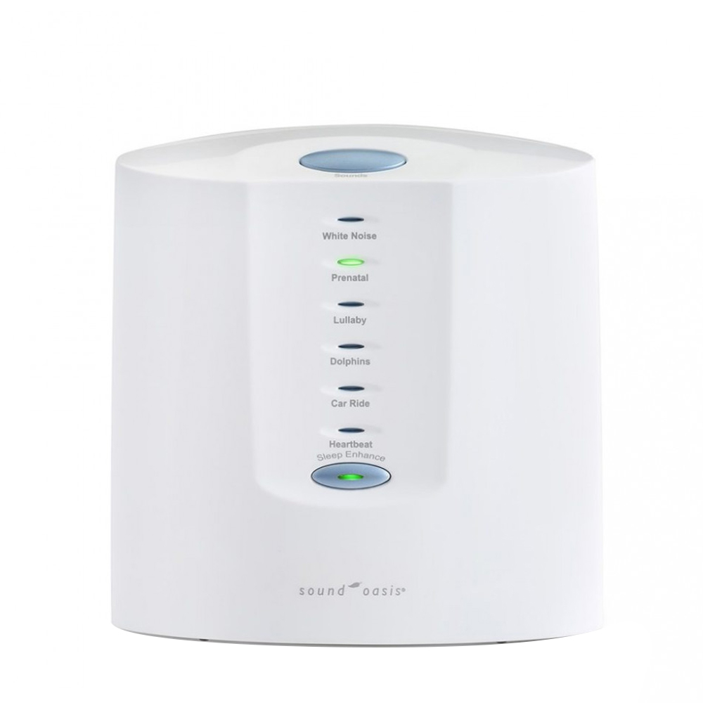 Sound Oasis S-580 BabyOasis White Noise Sound Machine