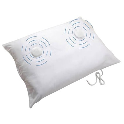 Sound Oasis Sleep Therapy Audio Pillow with Speakers