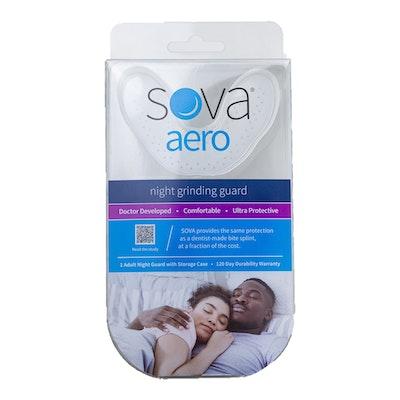 SOVA Aero Teeth Grinding Dental Mouth Guard Packaging