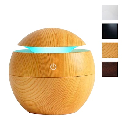 Sphere Aromatherapy Diffuser with Essential Oils Thumbnail